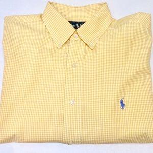 Ralph Lauren Yarmouth Oxford shirt
